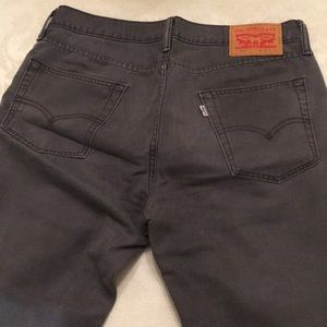 Levi's 514 Grey Denim 32/32